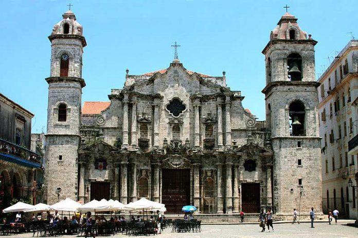 Cuban Baroque architecture