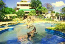 Fuente de las Antillas