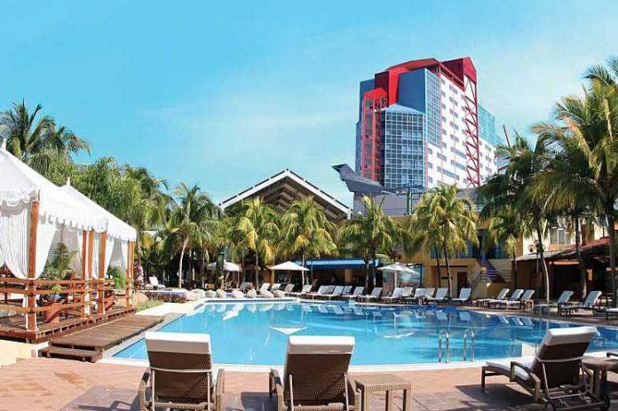 The Melia Santiago hotel