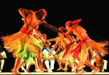 The Cuban National Folklore Ballet