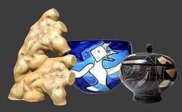 The Cuban contemporary ceramics