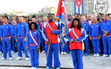 The Cuban sport