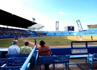 The Latin American Baseball Stadium