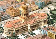 The Model of the Historical Center of Havana
